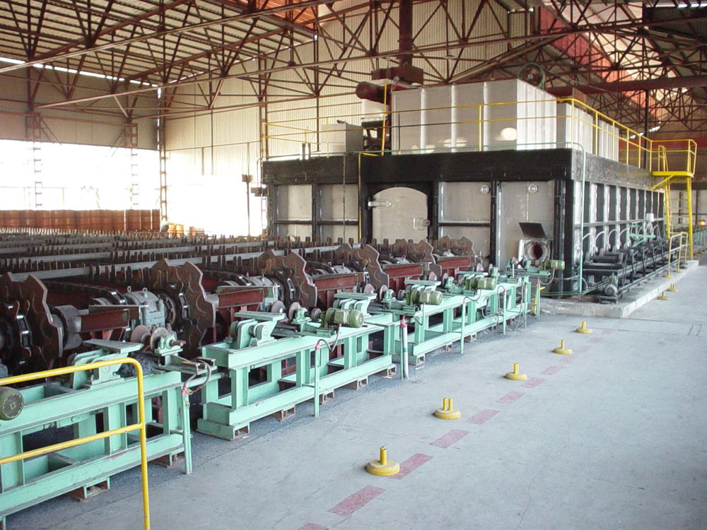 octg pipe heat treatment factory dongying