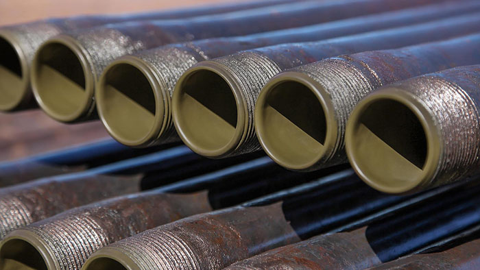 prevent tubing and casing corrosion