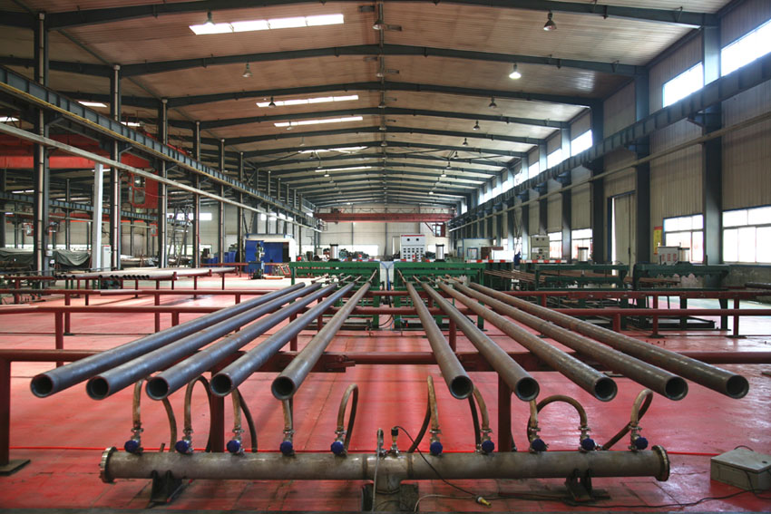 vacuum insulation tubing and casing joint factory