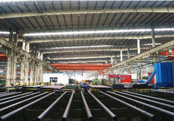 sanjack OCTG tubing factory