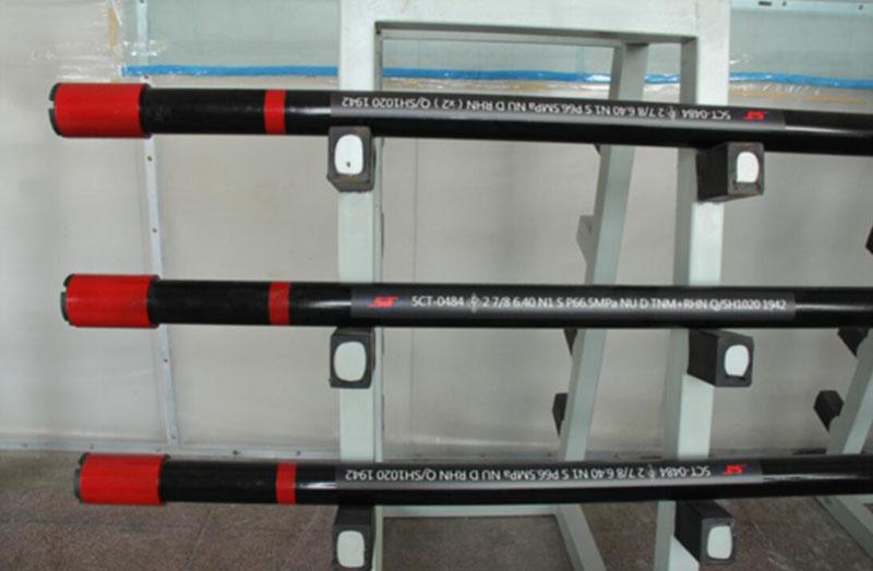 titanium nano polymer octg tubing